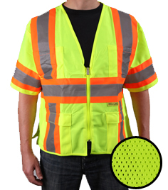 Safety Depot Class 3 Safety Vests